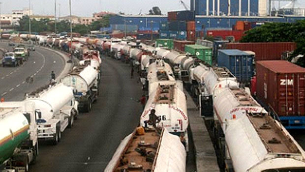Image result for Lagos Seaport: Senate committee on works orders evacuation of truck in two weeks